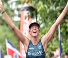 Cave, Collington win IRONMAN 70.3 Costa Rica