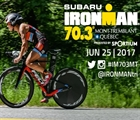 Canada's Sanders, Beals, Reid return to 70.3 Mont-Tremblant