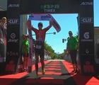 Hanson, Chura win Ironman 70.3 Coeur d'Alene