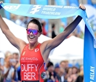 Flora Duffy Collects First-Career WTS Sprint Win in Hamburg