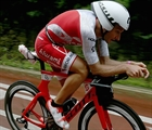 Viennot, Gossage win Ironman UK