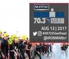 Pro field returns to 70.3 Steelhead