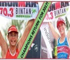 Champs Croneborg, Bevilaqua return to 70.3 Bintan