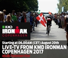 Michelle Vesterby leads all girl pro group at Ironman Copenhagen