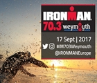70.3 Pro series continues in Weymouth UK