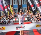 James Cunnama & Katrien Verstuyft took titles at 70.3 Weymouth