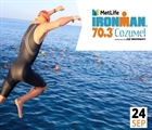 Méndez, Huse back to defend 70.3 Cozumel crown's