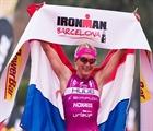 Costes, van Vlerken win Ironman Barcelona