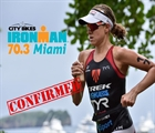 Previous female podium returns to compete 70.3 Miami