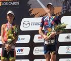 Bozzone, Seymour win 70.3 Los Cabos