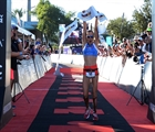 Sanders, Sali win Ironman Arizona