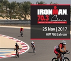 Terenzo Bozzone back to defend Bahrain 70.3 Crown
