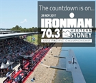 Pinnacle of Asia-Pacific Athletes prepare for 70.3 Western Sydney
