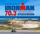 Buckingham Cheetham Headline 70.3 South Africa