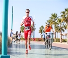 Brownlee Dominates in Dubai