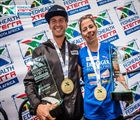 Weiss, Wasle win XTERRA South Africa