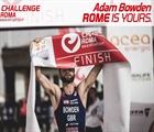 Bowden, Lewis win Challenge Roma