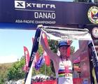 Bradley Weiss, Carina Wasle win XTERRA Asia-Pacific Championship