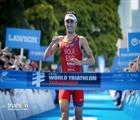 Mario Mola collects three-peat win in WTS Yokohama
